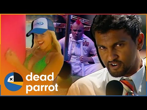 Balls of Steel Australia | Series 2 Episode 6 | Dead Parrot