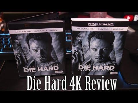 Die Hard 4K Blu-Ray Review