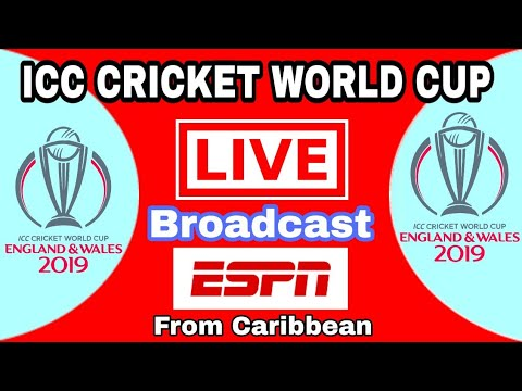 Espn Live Broadcast Icc Cricket World Cup 2019 Live From