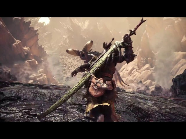 Monster Hunter World : Trailer PlayStation Experience