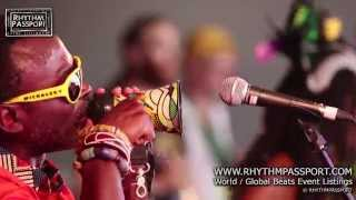 Rhythm Passport - Yaaba Funk @ Womad 2014