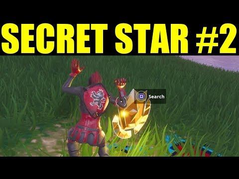 Get FREE Battle Pass Tier Week 2 Hidden Battlestar Location (Secret Blockbuster #2)