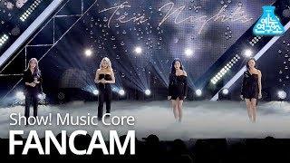 [예능연구소 직캠] MAMAMOO - TEN NIGHTS, 마마무 - 열 밤 @Show!MusicCore 20191116