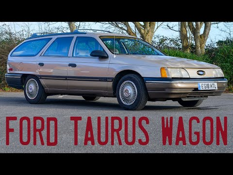 1988-ford-taurus-l-wagon-goes-for-a-drive