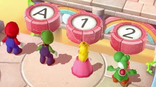 Mario Party 10 - All Brainy Minigames