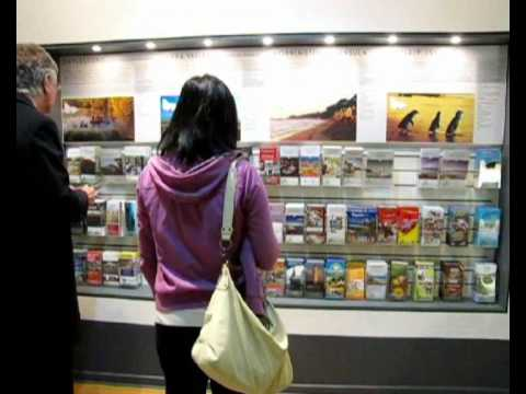 Tourist Information Centre Melbourne
