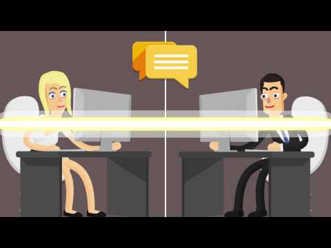 Recruitment Company Advertising Animated Video