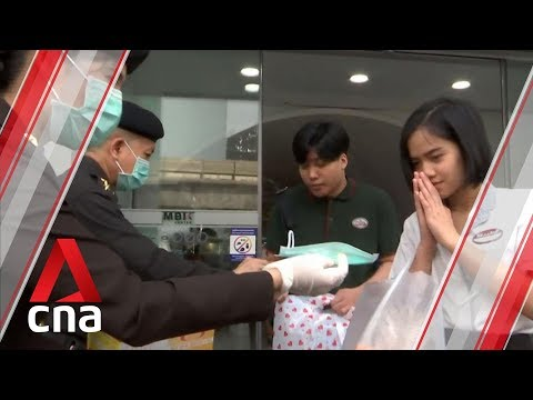 Thai government steps in amid run on masks, hand sanitisers