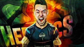¡HERETICS GREFG JUGANDO COMPETITIVO! - ft. Goorgo