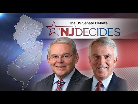 NJ Decides: The New Jersey U.S. Senate Debate