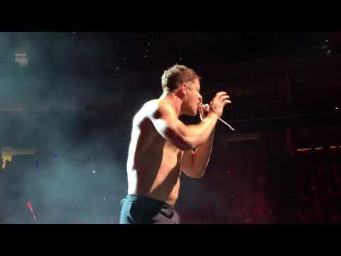 Imagine Dragons Radioactive BOK Center Tulsa Oklahoma
