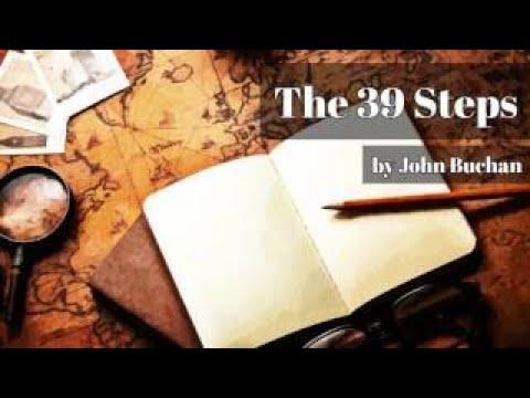The 39 Steps by John Buchan (Richard Hannay #1)
