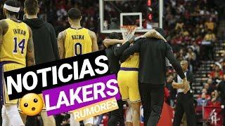 NOTICIAS LAKERS | Lesión LONZO BALL | El VALOR de KUZMA | CLAVES vs Warriors