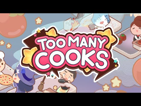 Too Many Cooks Gameplay | Android Casual Game