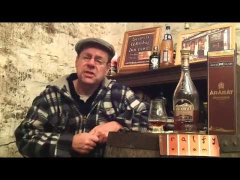 whisky review 604 - Ararat 10yo Brandy/Cognac