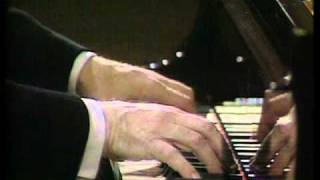 Schubert - Piano Sonata in C Minor D 958, Third Movement (Menuetto: Allegro - Trio) - Alfred Brendel