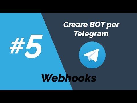 #5 - Bot Telegram - Webhooks