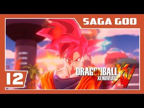 Dragon Ball Xenoverse: Detonado Em Português - Parte #12 - Saga Batalha dos Deuses