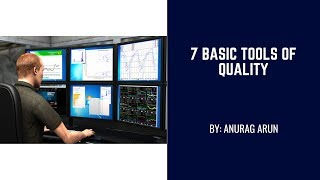 What is seven basic type of quality management tools.