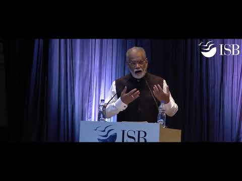 Dr. K. Radhakrishnan – Address at the ISB Leadership Summit (ILS) 2017