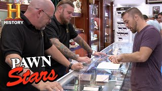 Pawn Stars: 1891 $1 Silver Certificate | History