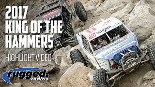 Rugged Radios : King of the Hammers 2017 Highlights