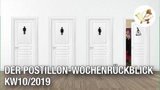 Der Postillon Wochenrückblick (4. März - 9. März 2019)