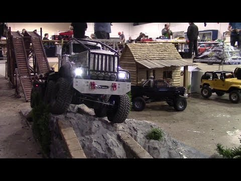 Everything R/C Swap Meet & Show 'n' Shine - N.A.S.C.A.R. and d1rc - OBSTACLE COURSE