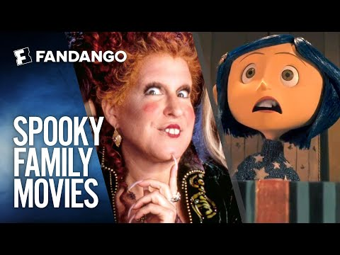 Best Spooky Halloween Movies for Kids | Fandango Family