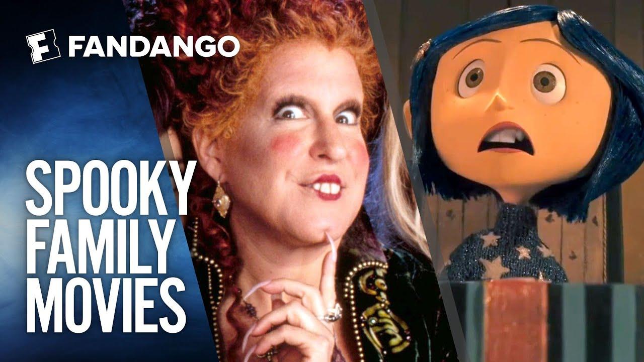 best spooky halloween movies for kids | fandango family - youtube