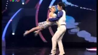 Đăng Quân - Bảo Ngọc - Chung kết 1 Viet nam 's got talent (22/4/2012)