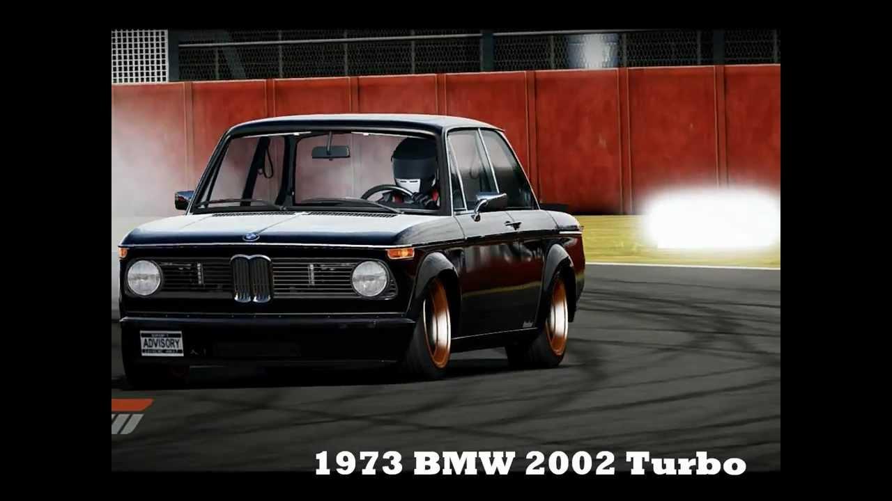 BMW turbo bmw 2002 : Forza 4 - 1973 BMW 2002 Turbo Drifting - YouTube