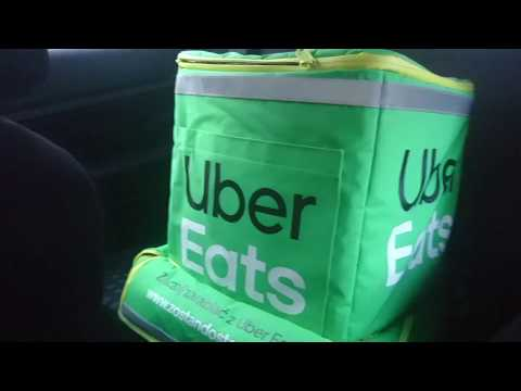 Сколько платят Uber Eats Wrocław