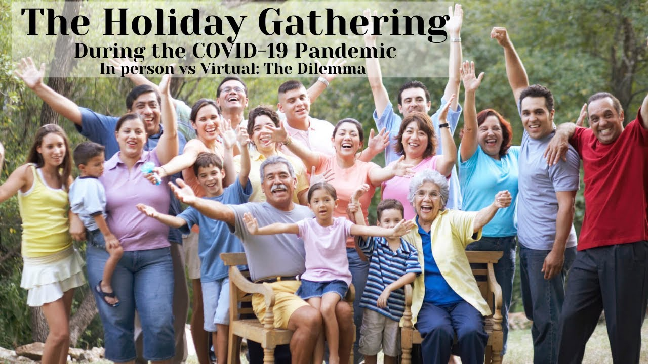 Family holiday gathering dilemma - short film special