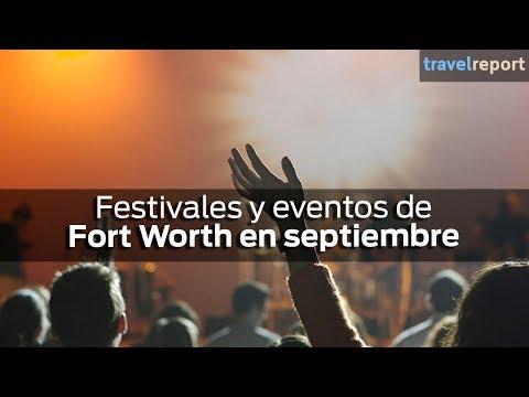 Festivales y eventos de Fort Worth en septiembre