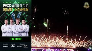 [ARA] PUBG MOBILE STAR CHALLENGE WORLD CUP 2019 | DAY 3 |  PMSC WC 2019