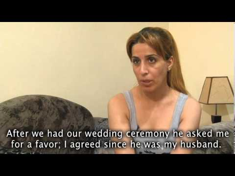 Woman in Amman