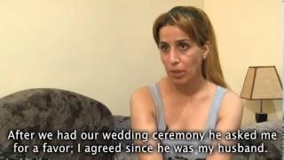 Syrian Women's Lives in Jordan: Halaa Works in Bars at Night