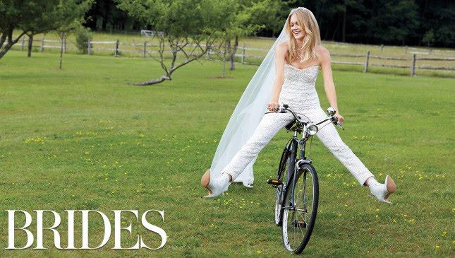 Victoria\'s Secret Angel Lindsay Ellingson\'s Custom Wedding Dress ...