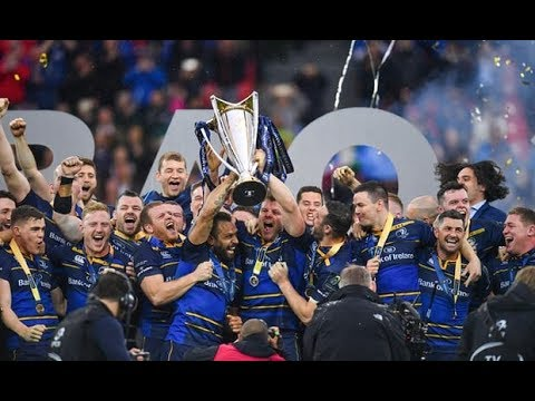 Leinster Vs Racing Champions Cup Final 2018