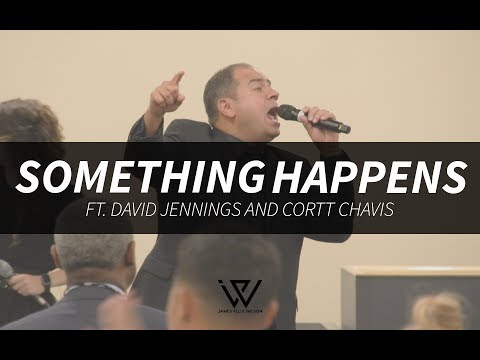 James Wilson- Something Happens (feat. David Jennings And Cortt Chavis) [Official Music Video]