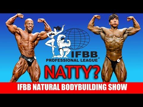 IFBB Ben Weider NATURAL Pro Bodybuilding Results And Recap