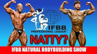 IFBB Ben Weider NATURAL Pro Bodybuilding Results and Recap