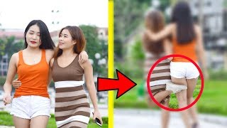 Girl DIY! 41 Funny DIY Couple Pranks || Funniest DIY Tricks on Friends and Family by GLASSES MEDIA