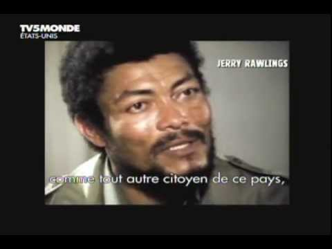 Jerry Rawlings/ Thomas Sankara