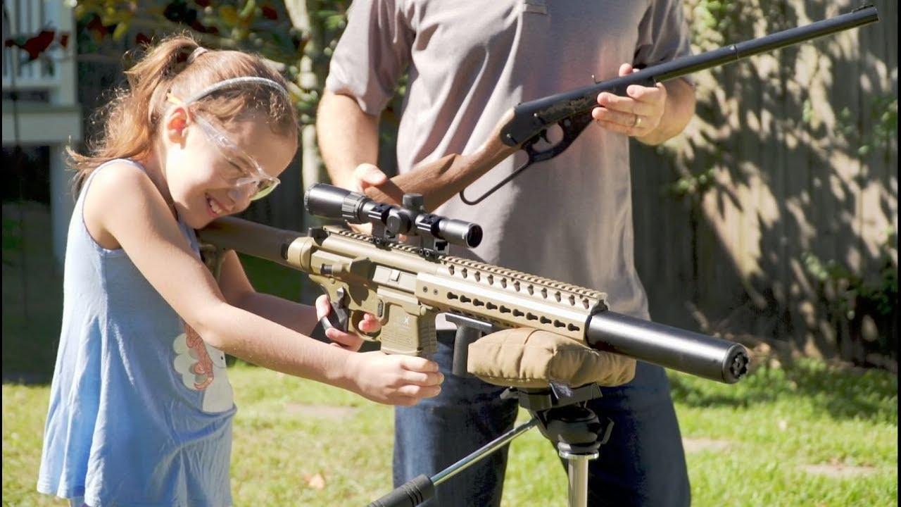Pyramyd Air Backyard Brawl Enter To Win Gun Talk Youtube