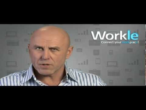 видео: Проект Workle