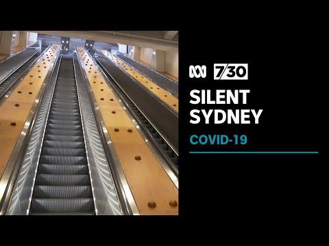 What Sydney looks like in lockdown | 7.30