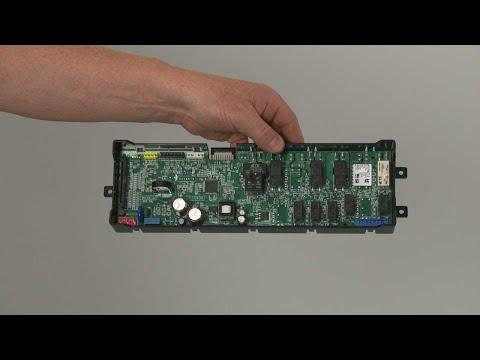 Control Board - Kitchenaid Electric Slide-In Range Model #KSEB900ESS2