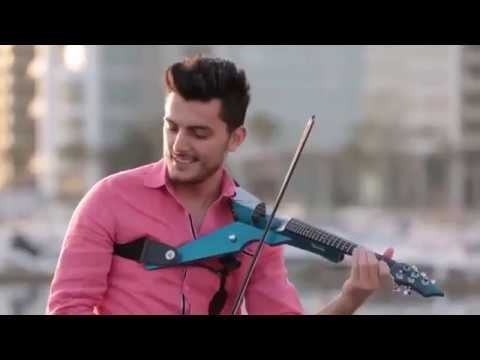 YaraMa Baaref Andre Soueid Violin Cover أندريه سويدما بعرفيارا
